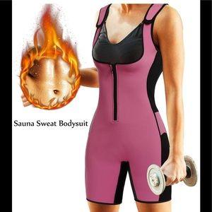 NWOT- Neoprene Sweat Shapewear with Adjustable S…